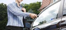 Elektronické zabezpečení vozidel