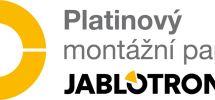 Platinový montážní partner Jablotronu