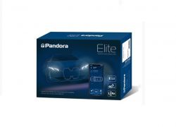 Pandora ELITE v2 autoalarm