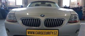 BMW Z4 instalace VAM R1