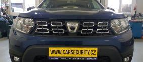 Dacia Duster montáž VAM R1