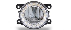 Denní a mlhová LED světla DRL 9V 5W
