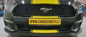 Ford Mustang GT 5.0 montáž elektronického zabezpečení