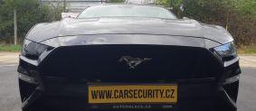 Ford Mustang montáž VAM R1
