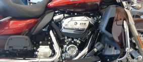 Harley Davidson Electra Glide montáž motoalarmu Pandora SMART MOTO