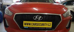 Hyundai I30 montáž zámku řazení Construct
