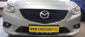 Mazda 6 montáž zámku řazení Construct