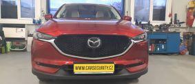 Mazda CX-5 automat montáž zámku řazení Construct