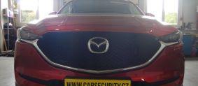 Mazda CX-5 montáž zámku řazení Construct
