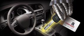 Mechanické zabezpečení vozidel