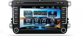 Multimediální rádio pro VW a ŠKODA RR-VW01