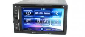 Multimediální rádio univerzální RR-UNI02