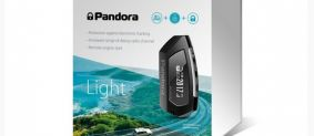 Pandora LIGHT autoalarm
