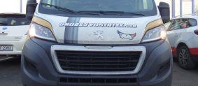 Peugeot Boxer montáž ONI Sledování PLUS