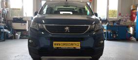 Peugeot Rifter montáž zámku volantu Zeder