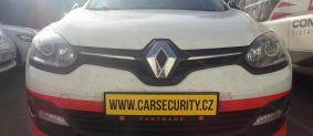Renault Megane montáž ONI Sledování