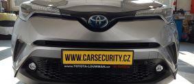 Toyota C-HR Hybrid instalace VAM R1