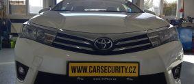 Toytota Corolla instalace VAM R1