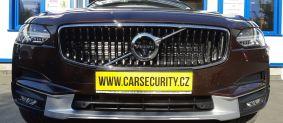 Volvo V90 Cross Country montáž ONI Střežení + záznamové kamery