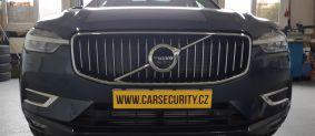 Volvo XC60 instalace ONI Střežení