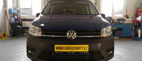VW Caddy montáž zámku řazení Construct