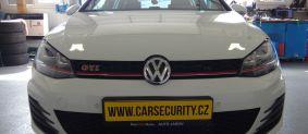 VW Golf GTi VII instalace zámku řazení Construct