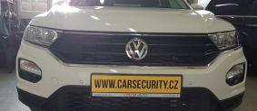 VW T-ROC montáž zámku řazení Construct