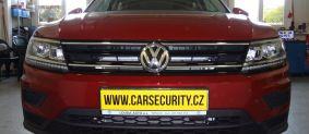 VW Tiguan montáž zámku řazení Construct