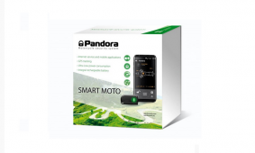 Pandora SMART MOTO motoalarm