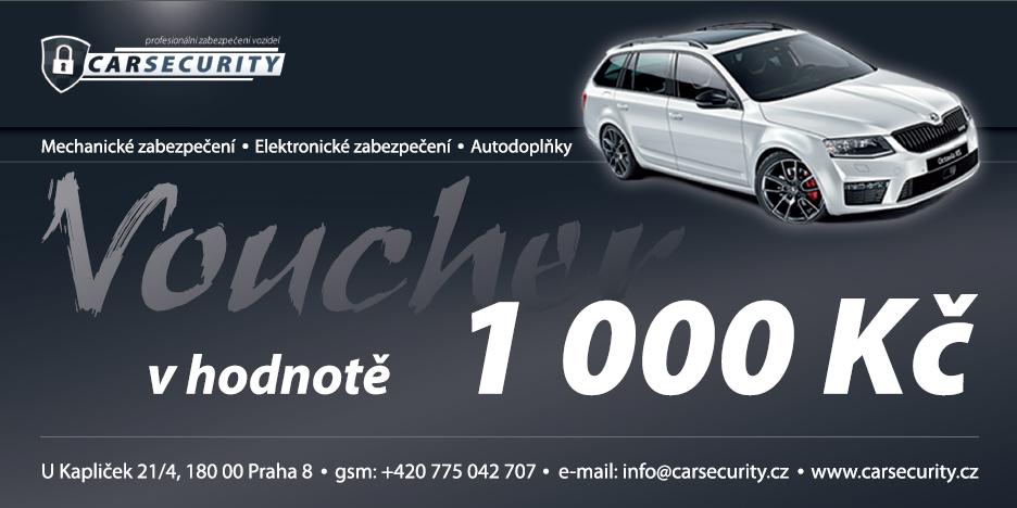 Voucher 1000-Kč